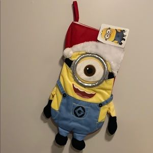Authentic 'Minions' Christmas Stocking